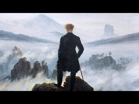 Caspar David Friedrich - Le romantisme allemand
