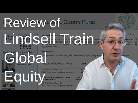 Review of Lindsell Train Global Equity 2018