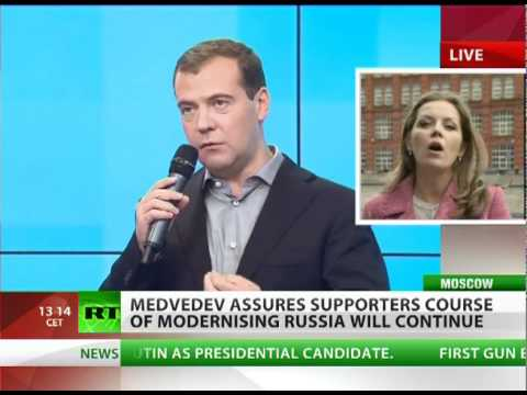 Medvedev: My potential not realized to the full
