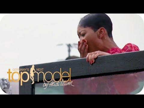 """So benimmt sich kein Model"" | Germany's next Topmodel 2015 | ProSieben"