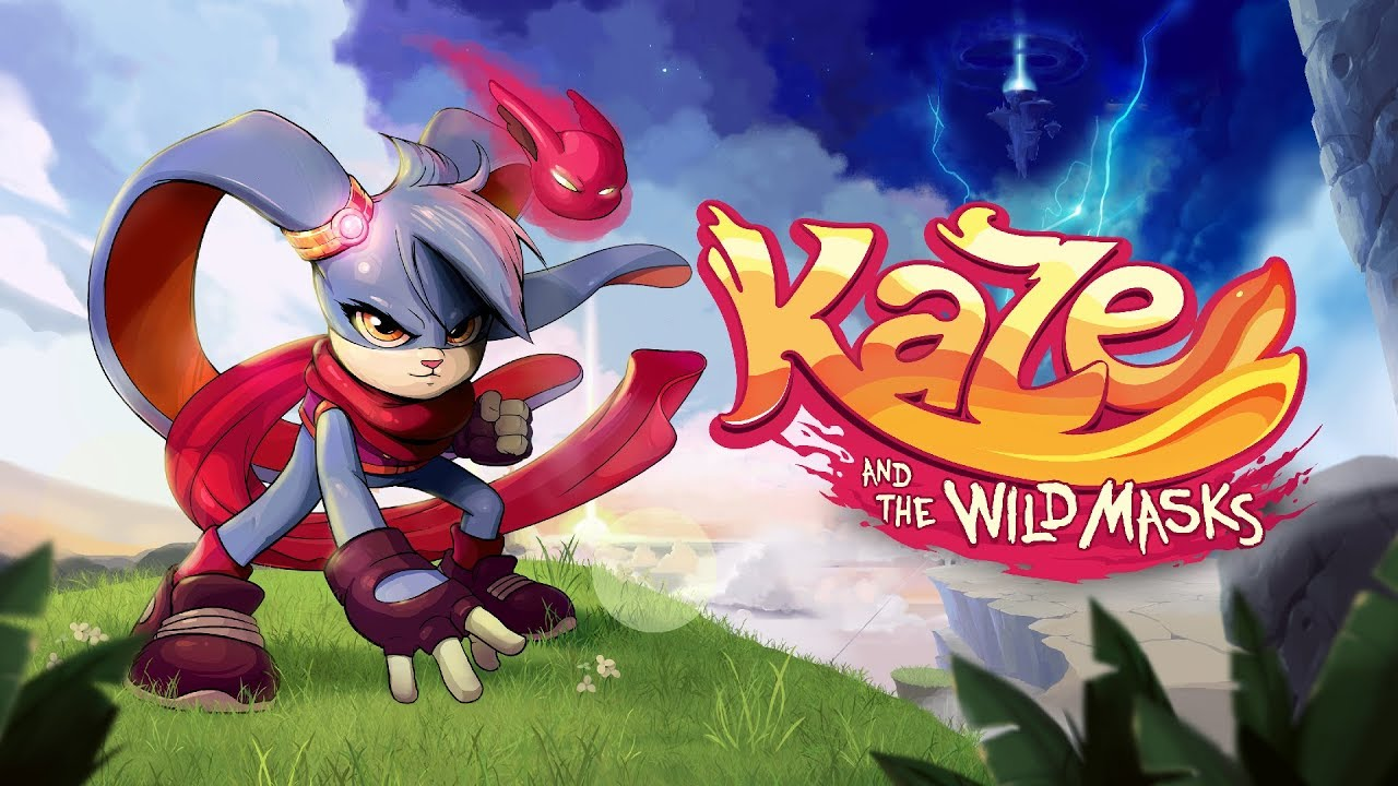 Kaze and the Wild Masks | Announcement Trailer - YouTube