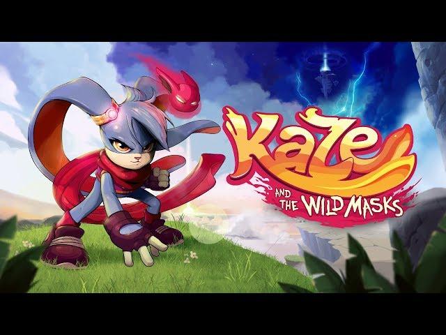 Kaze and the Wild Masks | Announcement Trailer
