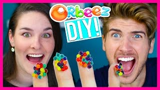 ORBEEZ NAILS DIY! W/ Simply Nailogical