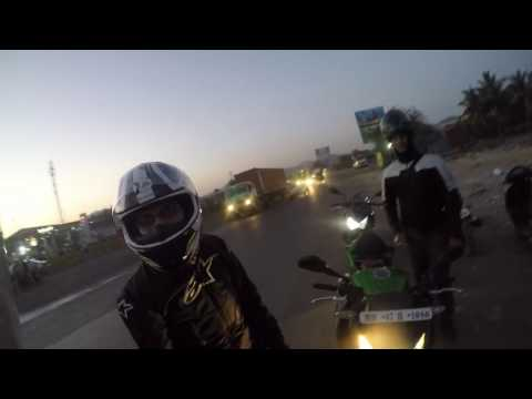 Ride to Parsi Da Dhaba | Mumbai to Vapi (Gujarat) Motovlog