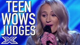 Baixar 14 Year Old Australian Teen WOWS The Judges and Audience | X Factor Global