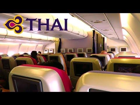 TRIP REPORT | Thai Airways (ECONOMY) | Bangkok to Phuket | Airbus A330-300