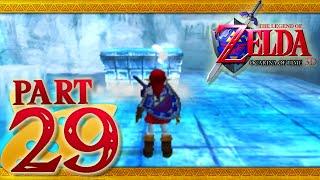 The Legend of Zelda: Ocarina of Time 3D - Part 29 - Ice Cavern