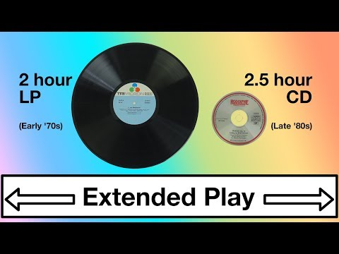 RetroTech: Extended Play -  The 2 hour LP & 2.5 hour CD
