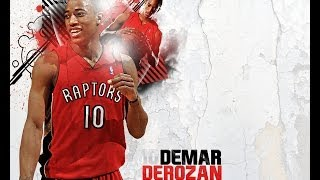 BEST 2014 DeMar DeRozan mix - Let the Good Times Roll ᴴᴰ