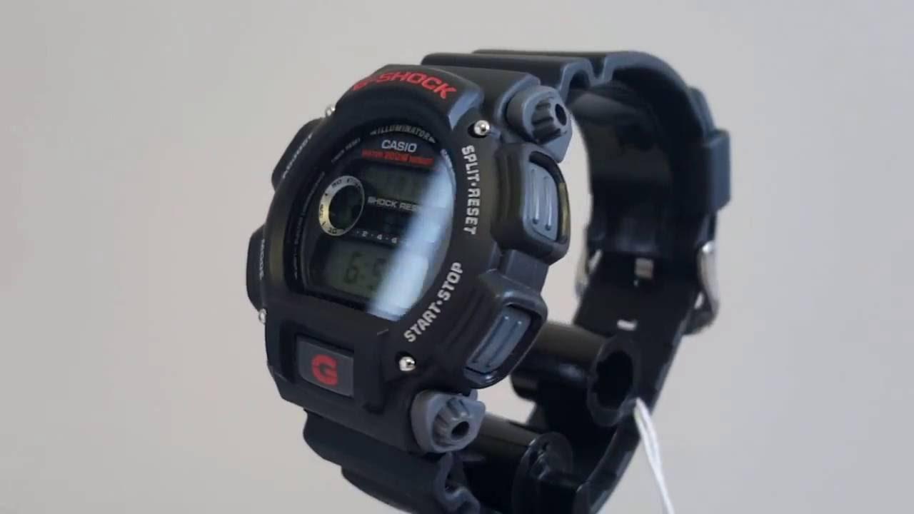 9af8c0ff4 Relógio Masculino Casio G-Shock DW-9052-1VDR Scock Resist 200m Prova ...