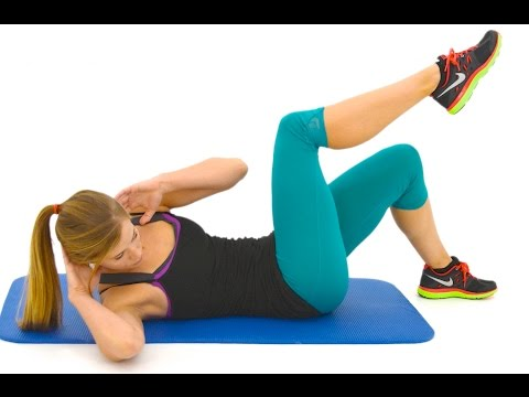 The Fastest Way To Lose Belly Fat : Best Ab Exercise To Lose Belly Fat For Women