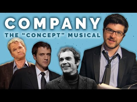 "Company: The ""Concept"" Musical"