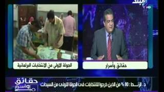 فيديو.. «الزنط»: تيار الإسلام السياسي «ذاب» في مصر