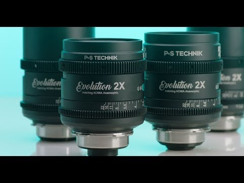 KOWA Evolution vs Vintage Kowas - Anamorphic Shootout!