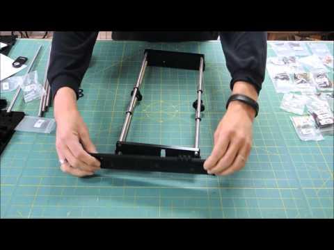Prusa i3 Build Part 1: Mechanical Build