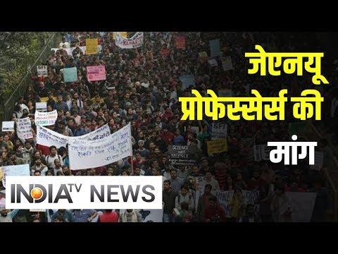 JNU Showdown:  3 Professors Move Delhi HC With PIL To Preserve Data, CCTV Footage, Evidence