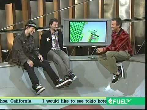 Electric Crazy Bam Margera Interview on Fuel TV