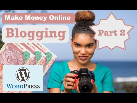 How to start a successful blogging business in South Africa