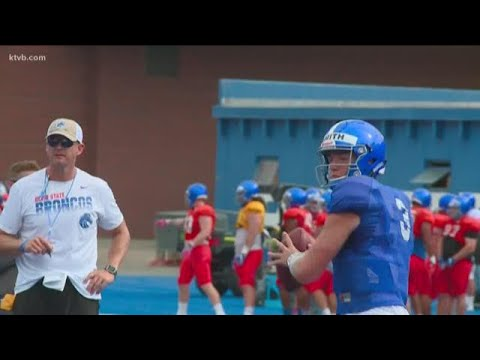 Boise State defense stuffs Wyoming with game on the line to prevent ...