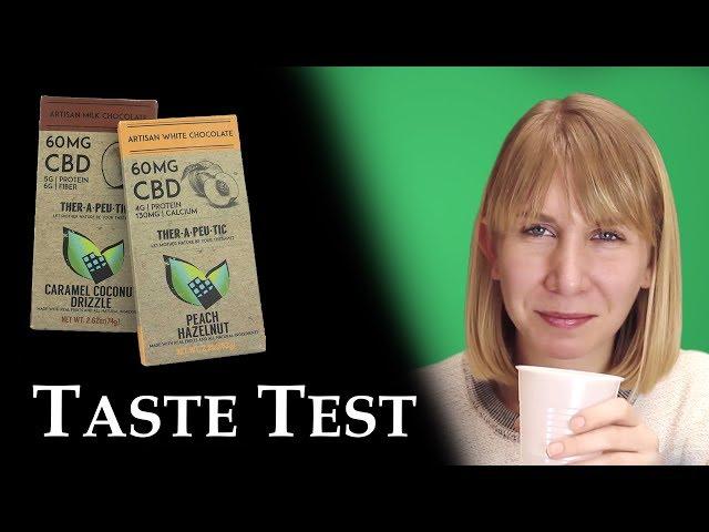 Therapeutic CBD Chocolate — Lets Taste it