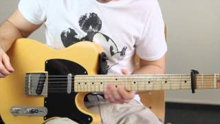 Tutorial: We are Hungry [LeadGuitarParts] - Jesus Culture