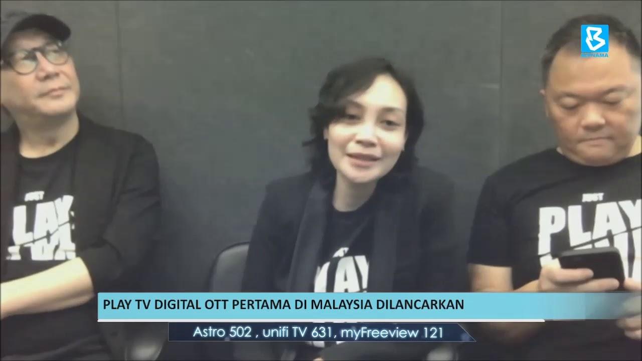 Play Digital TV OTT Pertama Malaysia