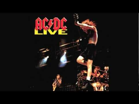 AC/DC 10 The Razor's Edge (lyrics)
