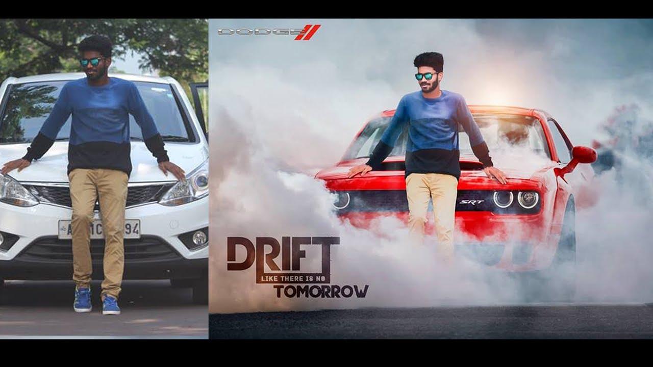 Best Car Photo Editing Manipulation Tutorial in Photoshop ...