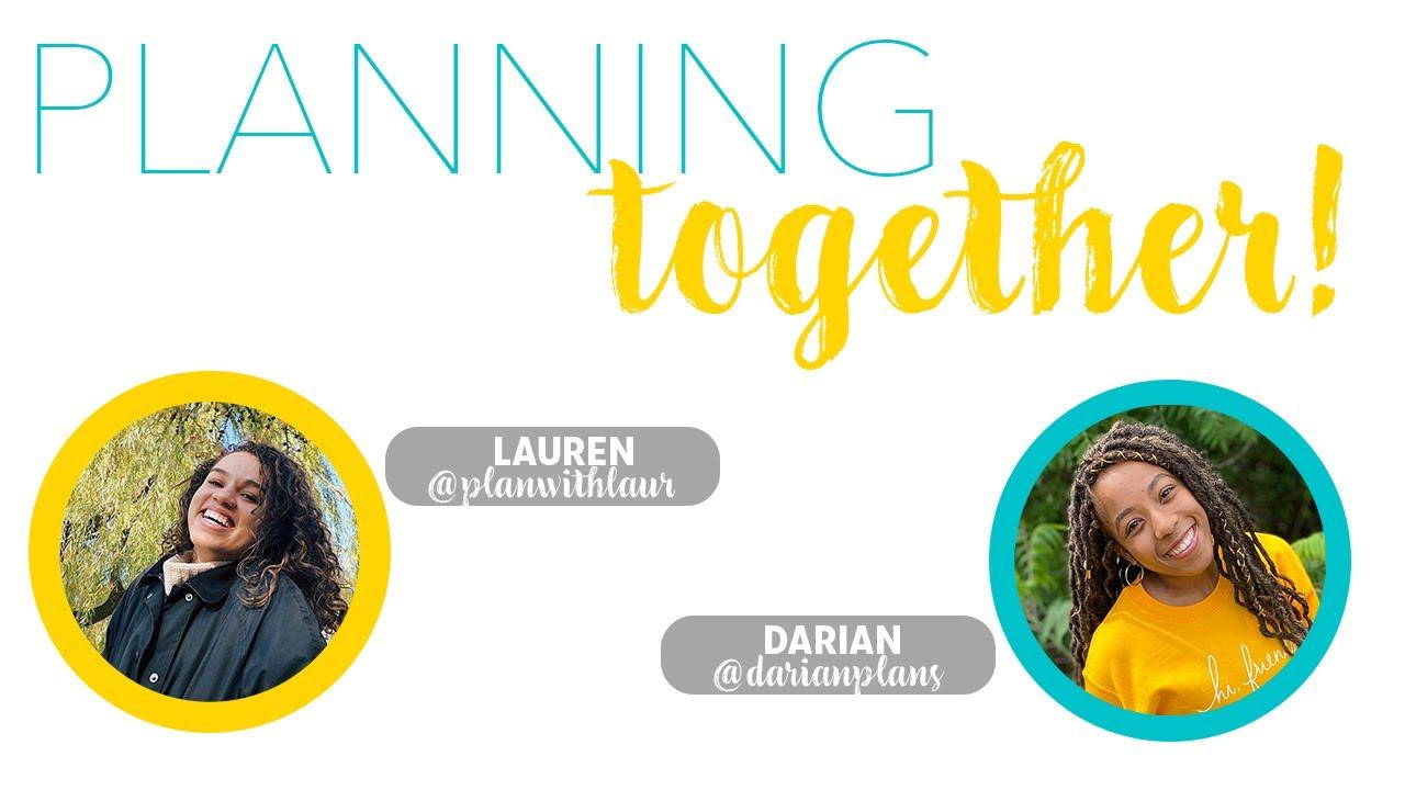 <div>Planning Together