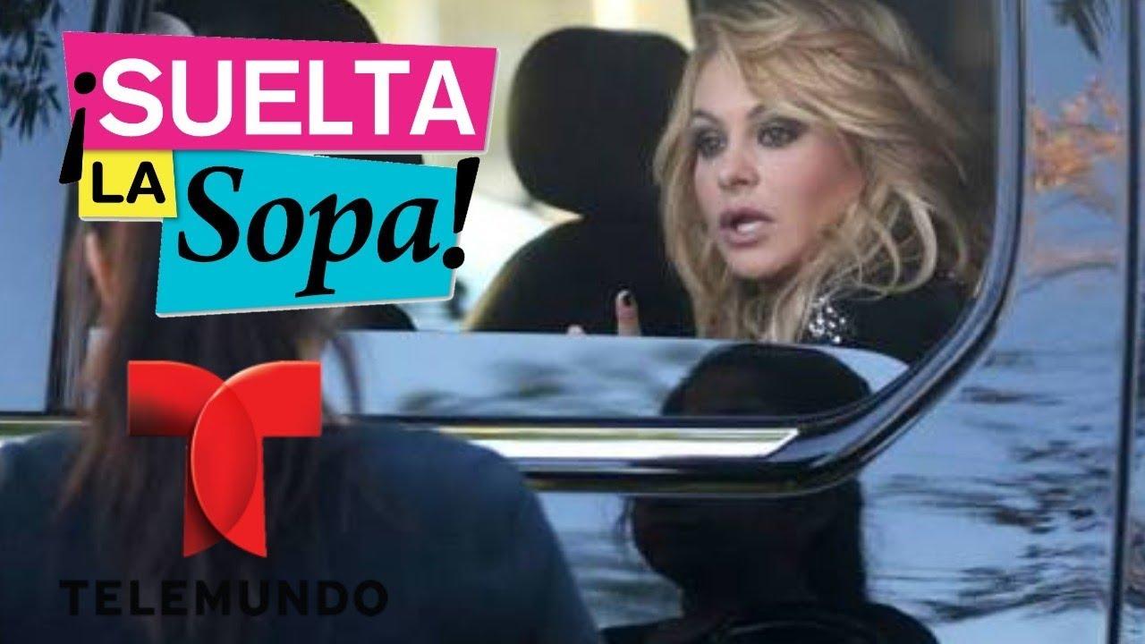 Paulina Rubio le responde a Niurka!