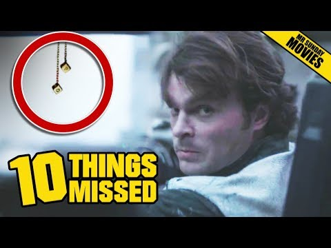 SOLO: A STAR WARS STORY  Breakdown  Things Missed & Easter Eggs