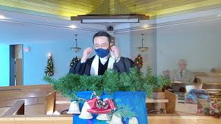 """YUM Sunday Worship on Jan. 3, 2021- """"The People Guided by the Holy Spirit"""" by Rev. Andrew K. Lee"""