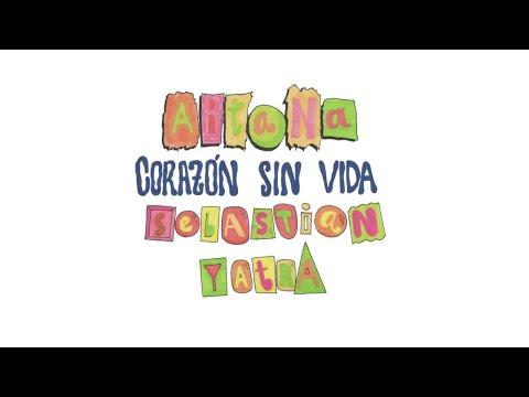 Aitana, Sebastián Yatra – Corazón Sin Vida (Lyric Video)