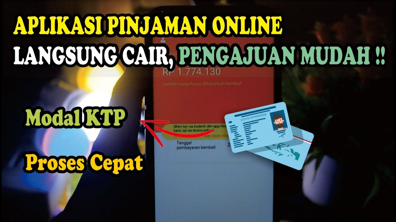 Aplikasi Pinjaman Online Langsung Cair, 5 Menit ACC ...