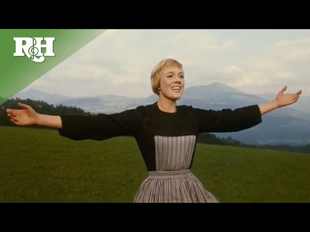 The Sound Of Music Opening Scene From The Sound Of Music Youtube