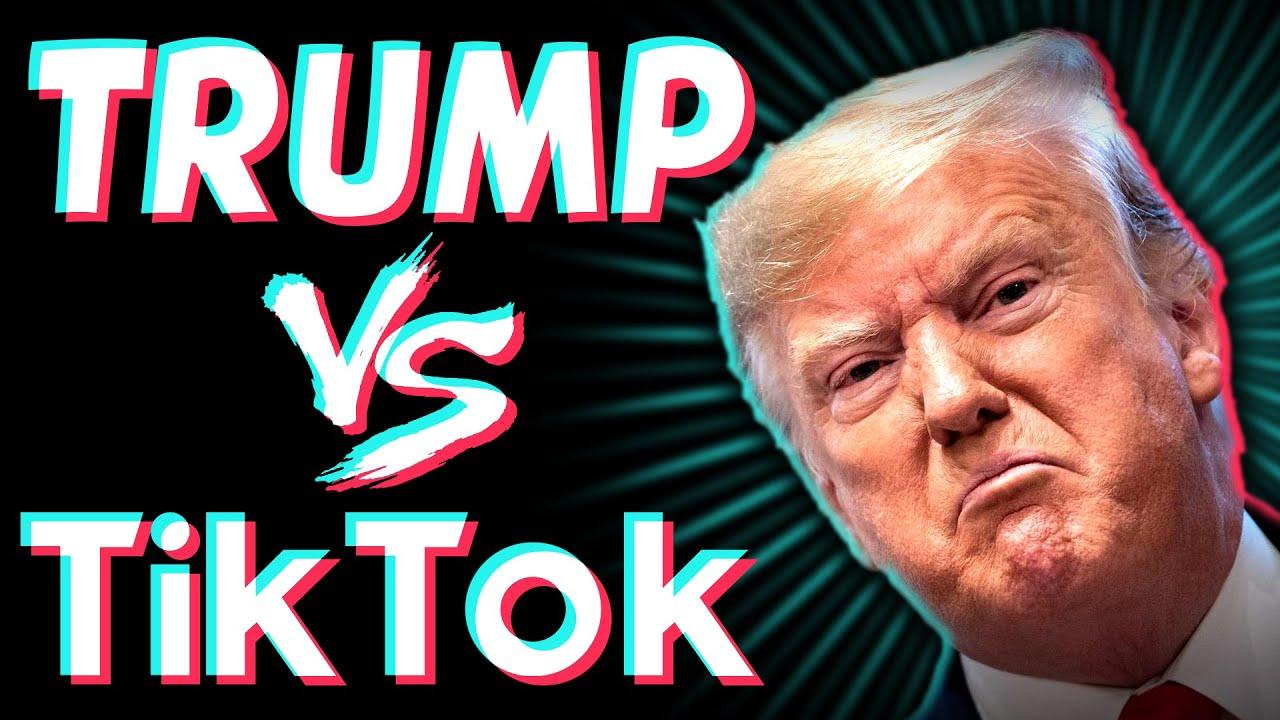 Trump Banning TikTok? - TechNewsDay