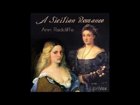 Sicilian Romance by Ann Radcliffe #audiobook