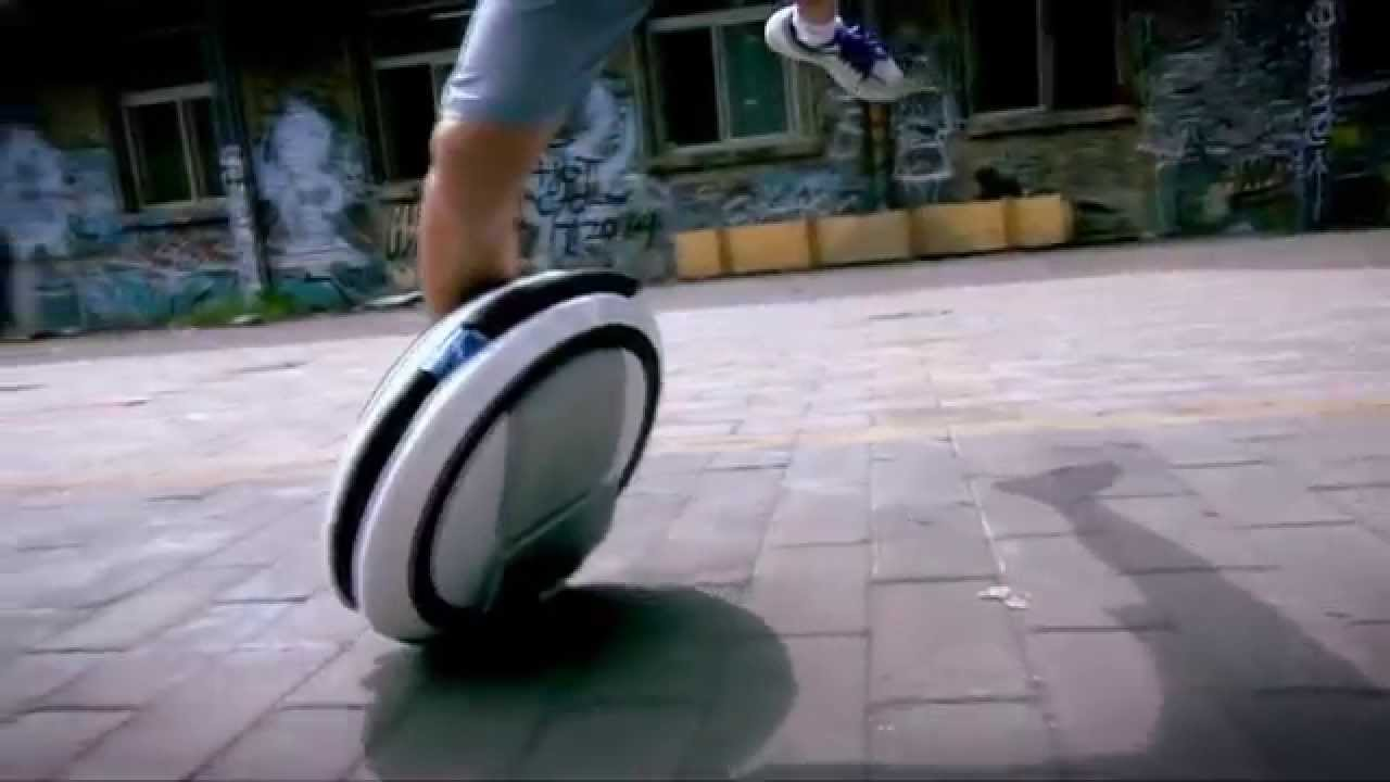 Ninebot One The Best Electric Unicycle Youtube