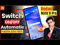 Redmi Note 9 Pro Automatic Switch On Off Problem Solution | Redmi Mobile On Off and Reboot Problem