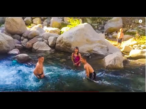 Setti Fatma Waterfall with Kids ---- Things to Do from Marrakech, Morocco