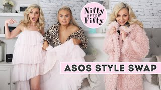 NEW IN ASOS HAUL/TRY ON/DECEMBER 2019/TRYING ON MY DAUGHTER'S CLOTHES/fabulous50s