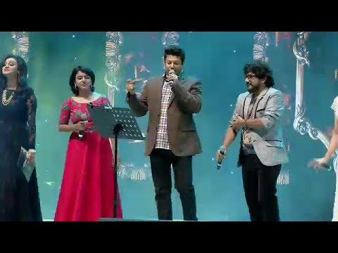 Asianet YUVA Film Awards 2017 | kuttanadan kaayalile song