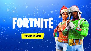 FORTNITE SEASON 7 CHRISTMAS THEME! FORTNITE SEASON 7 WINTER LEAKS! FORTNITE BATTLE ROYALE SEASON 7