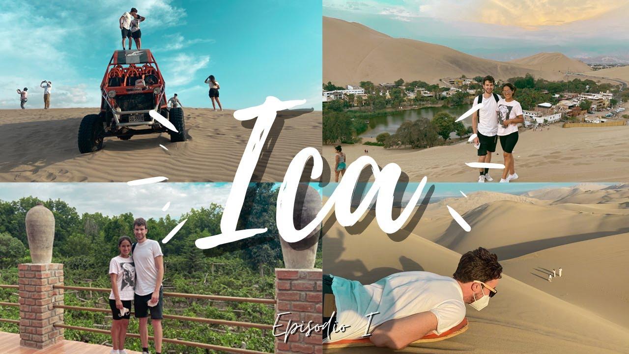 Download CONOCE ICA 2021 EN 3 DÍAS🔥 🔝  Episodio I: HUACACHINA 🏝️- ICA   2&THEWORLD
