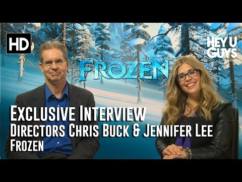 Frozen: Directors Chris Buck and Jennifer Lee Exclusive Exclusive Interview Mp3