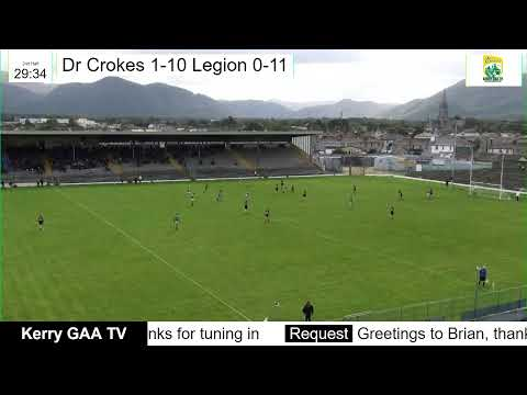Test O'Donoghue Cup Final 2018