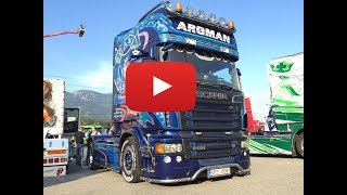Argmann - Scania R6 Topline Showtruck - Lkw-Thorsten TV