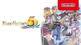 Rune Factory 5 - E3 2021 Trailer - Nintendo Switch