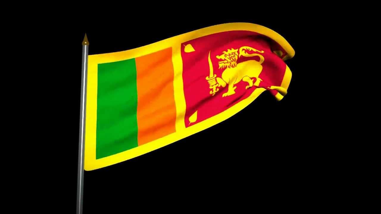 Watch on Sri Lanka Flag