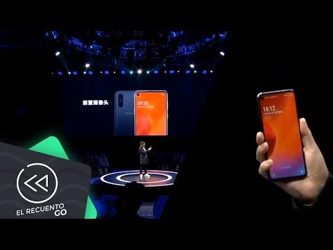Samsung Galaxy A8s es oficial | El Recuento Go